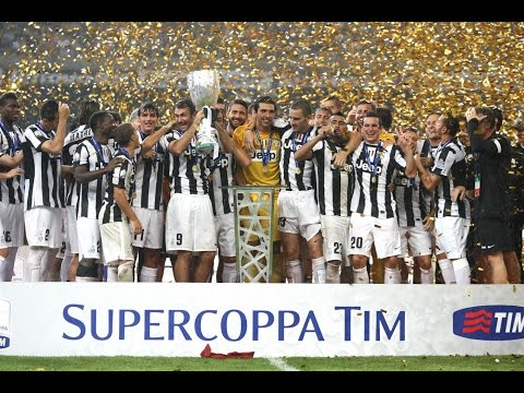 11/08/2012 - Italian Super Cup - Juventus-Napoli 4-2