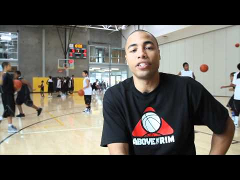 Above the Rim - Skillz Clinic - Seattle