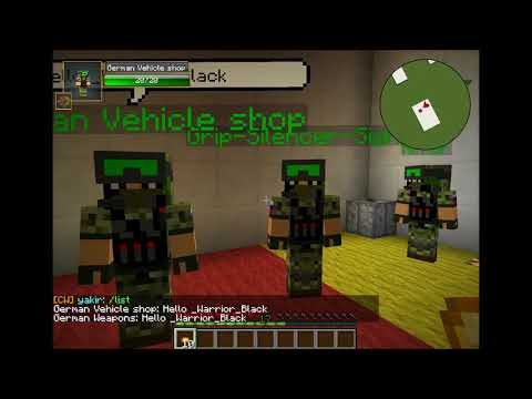 Minecraft Server Vorstellung Server Review!!!!!! English/German Server