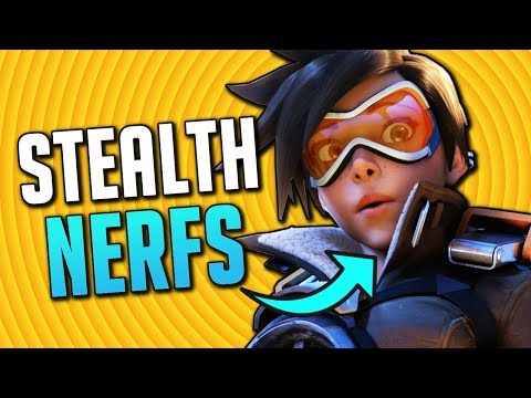 Sneaky Nerfs and Hidden Buffs! | Overwatch Patch 1.12