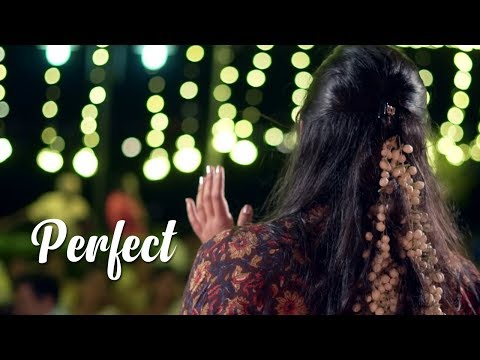 Perfect | Ed Sheeran | Anna Mathew - Cover