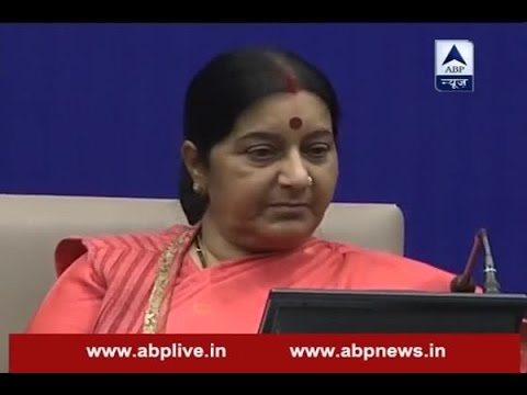Sushma swaraj admitted in AIIMS after complaint of chest congestion