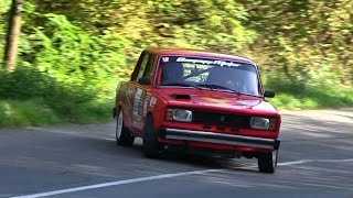 Dipolvill96 Rallye Sprint a Marso kupáért 2015.The Movie-Lepold Sportvideo