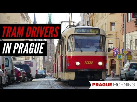 Tram drivers have a tough job in Prague! Vol. II
