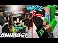 Penyelamatan Erpan !!Animasi Anto Gabung 4brother (part2)   Minecraft Animation Indonesia