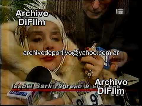 Isabel Sarli regreso a su casa - DiFilm (1992) thumbnail