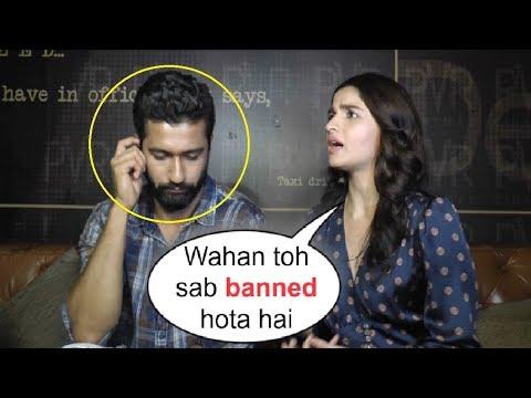Alia Bhatt Reaction On Raazi Banned In Pakistan thumbnail