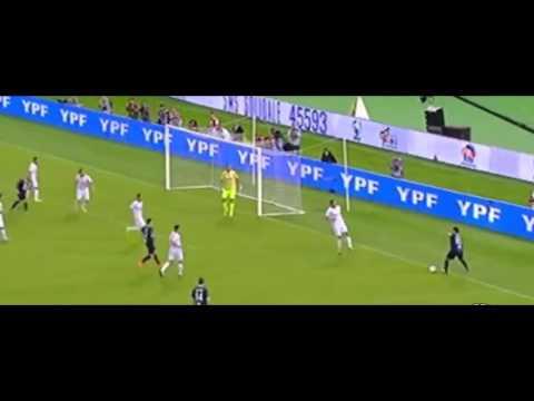 Diego Maradona vs Javier Zanetti XI ~ Individual Highlights 01 09 2014