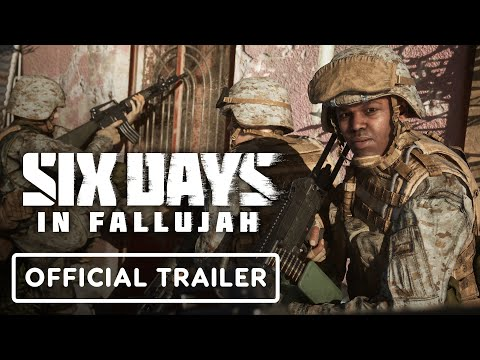 Six Days in Fallujah - Official Gameplay Reveal Trailer