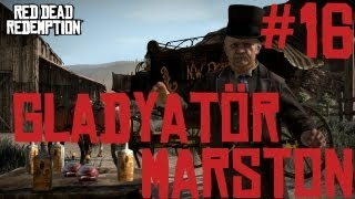 Red Dead Redemption - Bölüm 16 - Gladyatör Marston (PS3/X360) [HD]