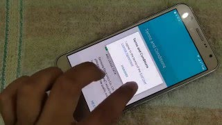 Remove Bypass Google Account Samsung Galaxy J700F J700H J700M J7008 J700H/DS