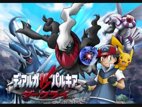 Pokemon Movie 10 Rise Darkrai Full Movie