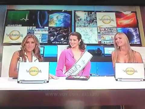 ADRIANA DORN YA LE DICEN MISS UNIVERSE 2011. SERA PROFECIA