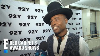 "Billy Porter Dishes Details on ""Pose"" Season 2 Finale 