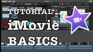 iMovie Basics: Video editing tutorial for beginners