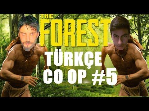 The Forest Türkçe Multiplayer | Totem Karmaşası | Bölüm 5