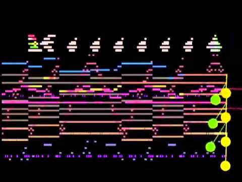 Touhou MIDI Drawing