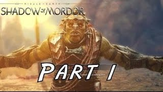 Middle Earth-Shadow Of Mordor-Geberin Uruklar #1 [TR]