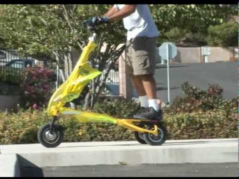 3cv by Trikke demo.wmv