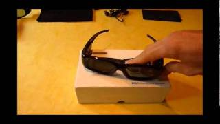 Universal 3D Active Glasses