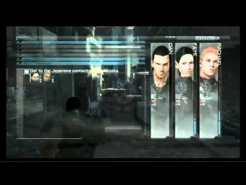 0 Relationship Management with Brad [Binary Domain (Demo)]