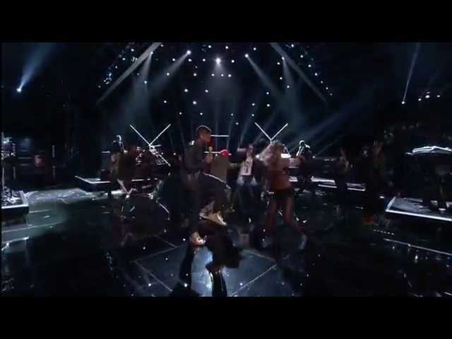 KENTO MORIггггг Usher quotGood Kisserquot The Voice 2014
