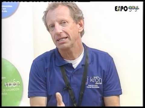 Peter Michael Kroh at Fuengirola Exhibition