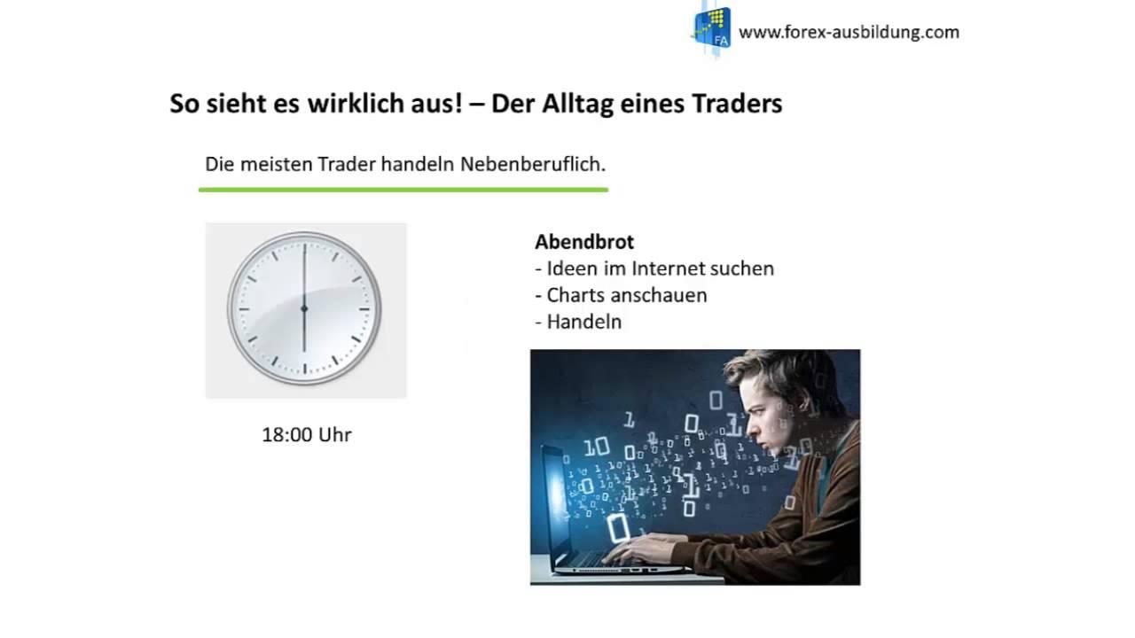 Forex trader ausbildung kostenlos