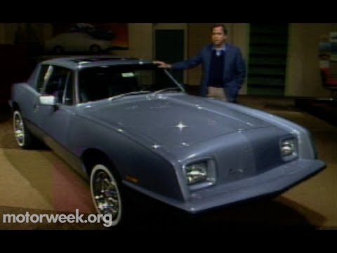 MotorWeek | Retro Review: 1985 Avanti