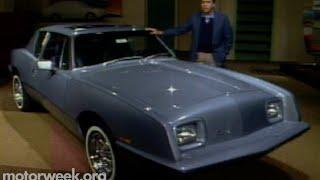 MotorWeek | Retro Review: 1985 Avanti