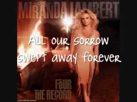 Miranda Lambert - Oklahoma Sky