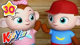 Potty Song   Nursery Rhymes   by KiiYii