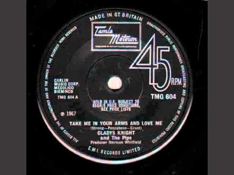 Gladys Knight And The Pips - Take Me In Your Arms And Love Me