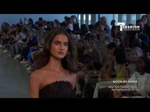 NOON BY NOOR New York Fashion Week Spring/Summer 2019