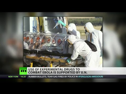 Ebola outbreak spurs use of untested vaccine