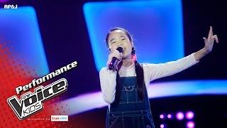 กุ้งเต้น - ความหวาน  - Blind Auditions - The Voice Kids Thailand - 21 May 2017