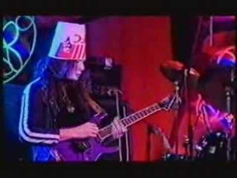Buckethead - Animal Behaviour Live