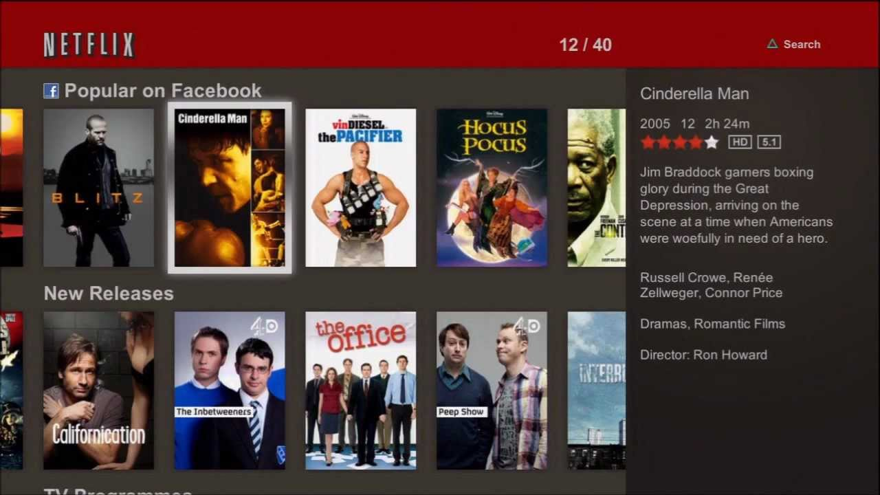 how to make netflix work on ps3