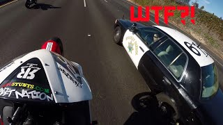 Motorcycle Stunters VS. Cops Compilation #2  - FNF