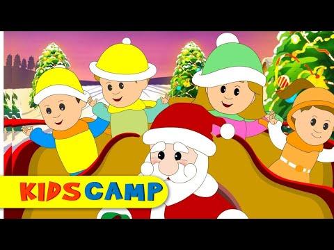 Jingle Bells | Christmas Carol | Nursery Rhymes by KidsCamp