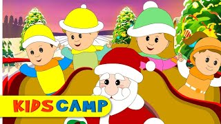 Jingle Bells | Christmas Carol | Nursery Rhymes by KidsCamp