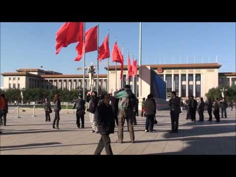 Beijing China – Tiananmen Square