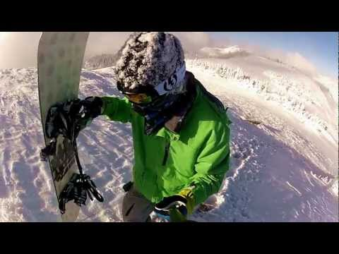 An Avalanche of a Dream in the Southern Rockies - LOVE SNOWBOARDING!