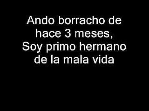 loco cancion letra: