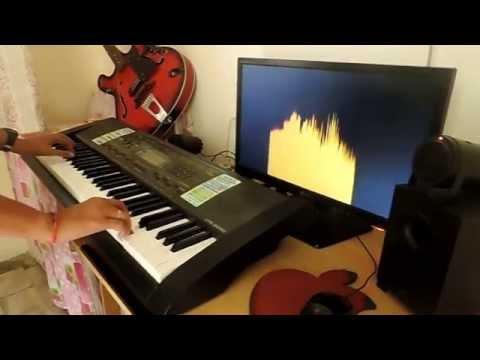 Likhe jo khat tujhe + Piano Unplugged And Remix