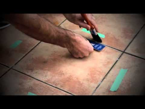 How to fix hollow floor tiles