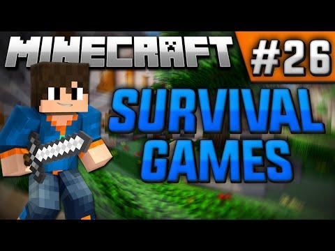 Minecraft Survival Games Γύρος 26 - Classic Sg1 και νέα σείρα