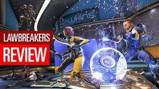 Lawbreakers REVIEW / TEST - Quake Champions trifft Overwatch - ein Hit?