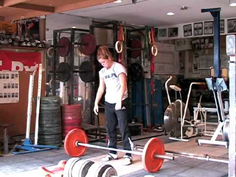 CrossFit - Power Clean Demo Image 1