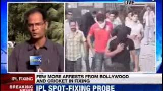 IPL Spot Fixing Vindoo admits making Rs 17 lakh this season